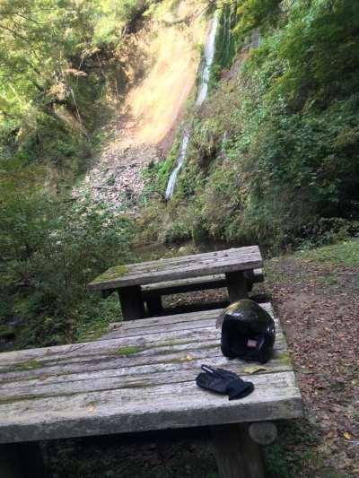 滝までツーリング