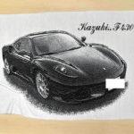 フェラーリ愛車オリジナルグッズ