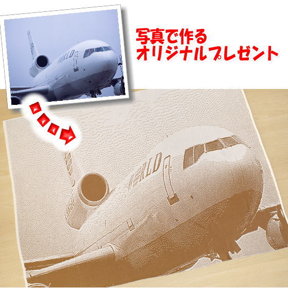 旅客機の例