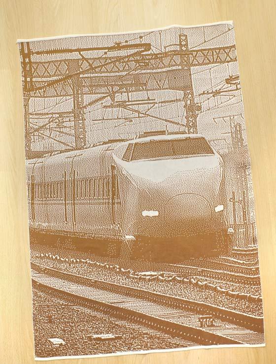 鉄道写真オリジナルグッズ