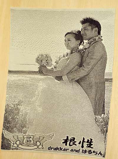 結婚式オリジナルプレゼント