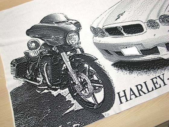 ハーレー愛車オリジナルプレゼント