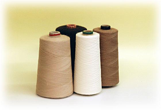 作成に使った糸
