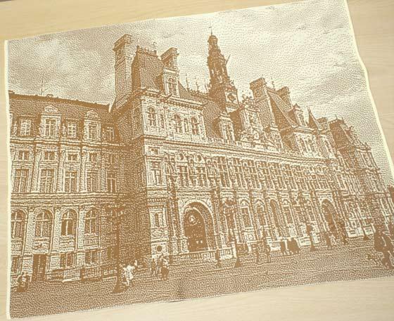 宮殿の写真で作成