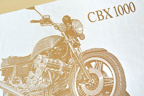 CBX1000愛車オリジナルプレゼント
