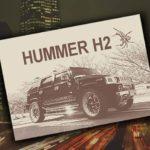 ハマーH2愛車グッズ