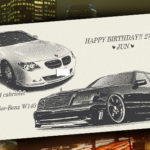 BMWとメルセデス