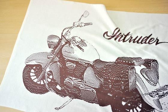 バイクの作品